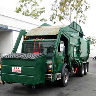 Waste Management and Waste Recycling Services